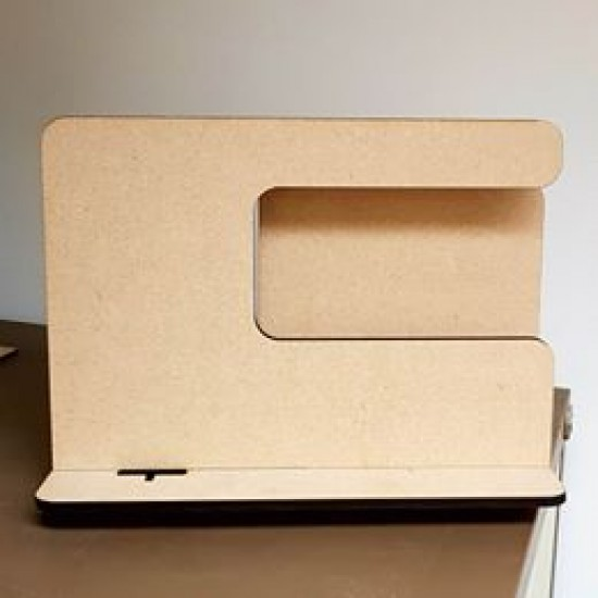 6mm mdf Man Stand Basic Plaque Shapes