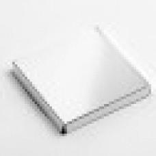 80x80mm Platform Metallic Silver for 8cm Acetate Gift Boxes