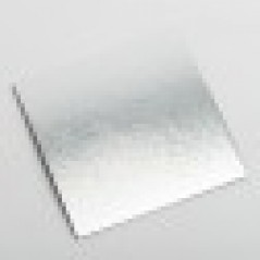 70x70mm Metallic Silver Base for 7cm Acetate Gift Boxes