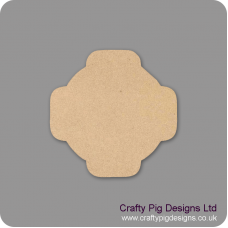 3mm mdf Plaque Shape 5 Basic Plaque Shapes