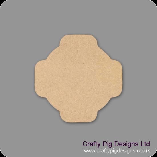 3mm mdf Plaque Shape 5 Basic Plaque Shapes