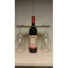 3mm MDF Wine Glass Holder